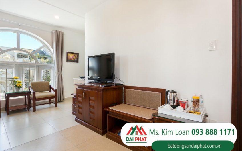 Bán khách sạn góc công viên Hưng Gia 4, Phú Mỹ Hưng, quận 7 giá 50.5 tỷ TL