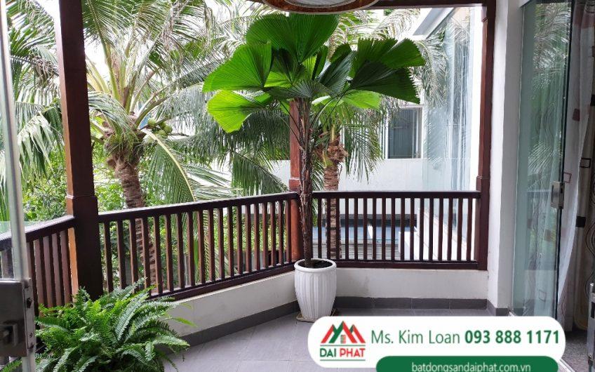 Cho thuê biệt thự khu trung tâm Cảnh Đồi, Phú Mỹ Hưng. Đơn lập, hồ bơi rộng vào ở ngay.