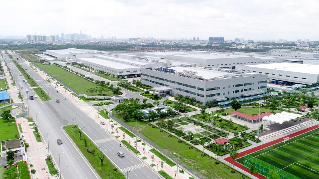 Tin nóng: Bất động sản công nghiệp hút dòng vốn ngoại