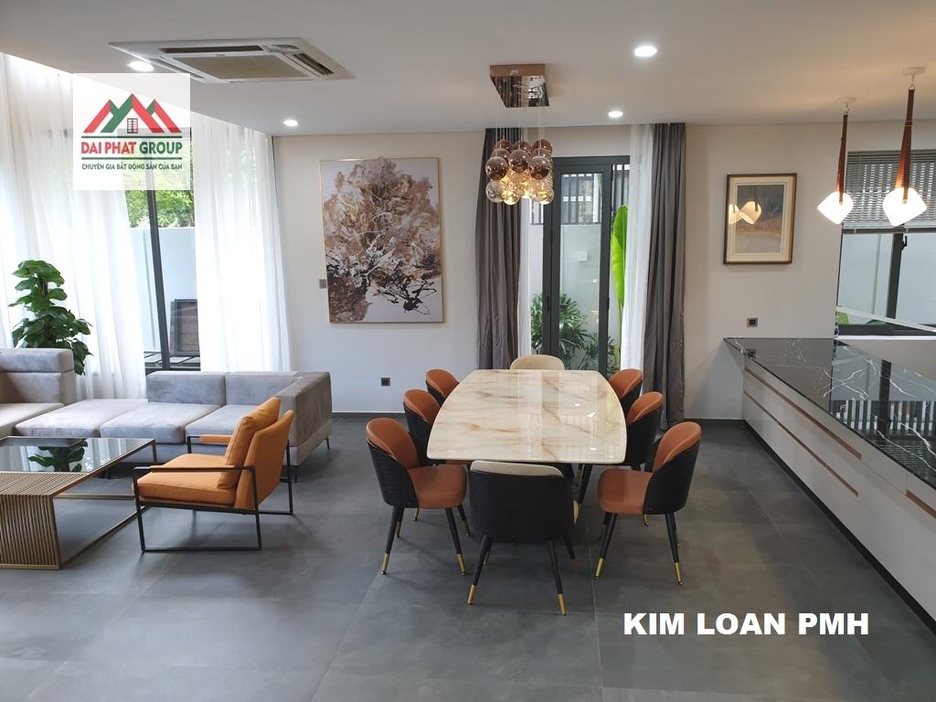 Bán biệt thự Nam Thông, Phú Mỹ Hưng nhà mới đẹp lung linh, vào ở ngay giá 44 tỷ còn TL