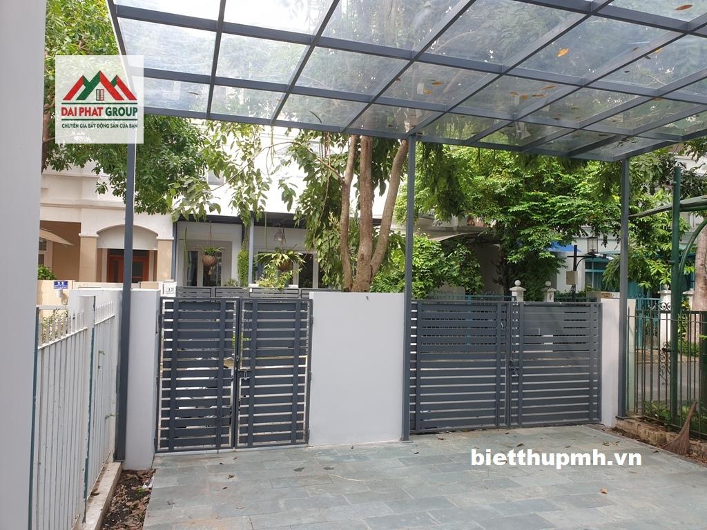 Bán biệt thự liên kế Mỹ Thái, Phú Mỹ Hưng nhà mới sơn sửa, giá 20.5 tỷ