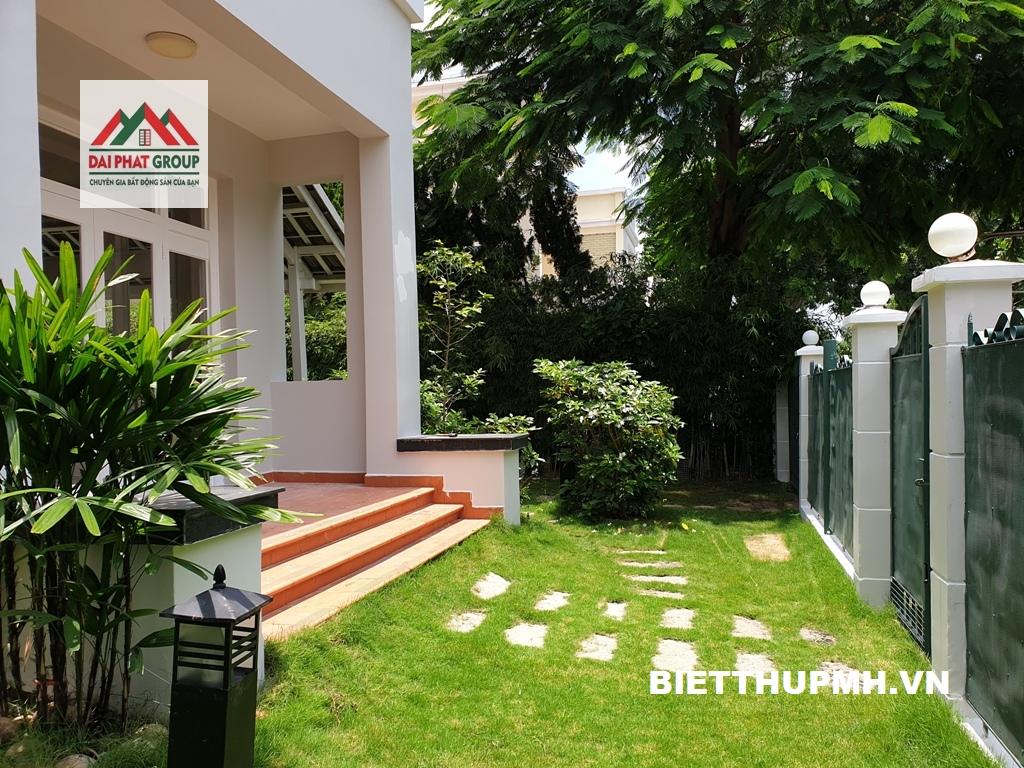 Cho thuê biệt thự Mỹ Gia, Phú Mỹ Hưng vừa ở vừa kinh doanh giá 3000$/tháng