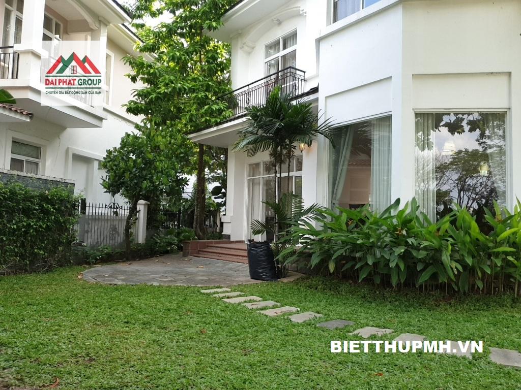 Bán biệt thự Hưng Thái, giáp Nguyễn Đổng Chi 441m2, sân vườn rộng giá 55 tỷ