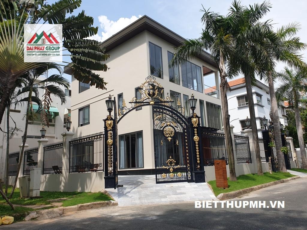 GIÁ HOT! Bán biệt thự đơn lập 302m2 trung tâm Cảnh Đồi, Phú Mỹ Hưng giá tốt nhất 50 tỷ